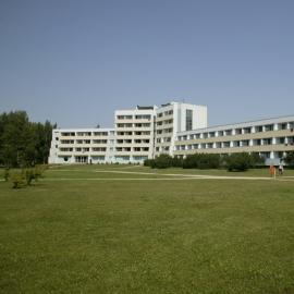 Värska Sanatoorium - ainulaadne oma raviarsenali poolest. Priit Palometsa foto