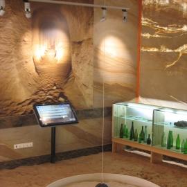 Piusa Külastuskeskuses väljapanek räägib liivast, koobastest ja nahkhiirtest