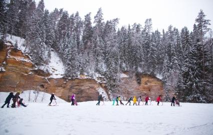 Mida teha talvisel Põlvamaal?