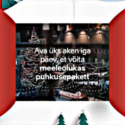 Visit Estonia advendikalender